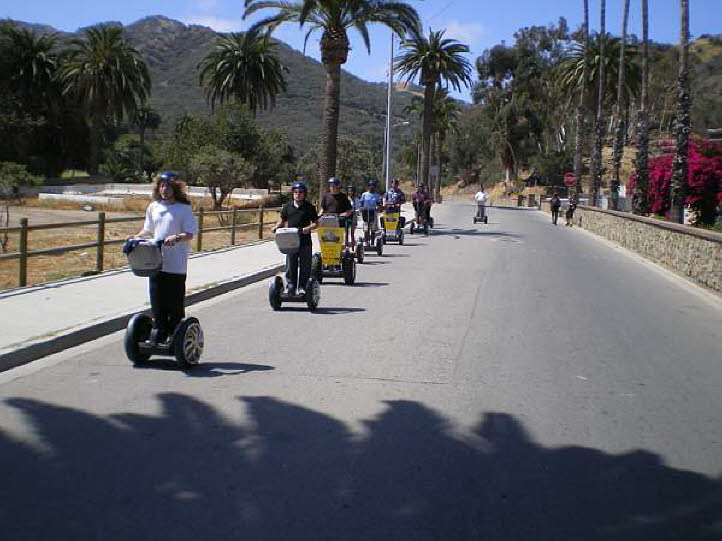 Catalina Segway Avalon Scenic Tour This 1 12 hour guided Catalina