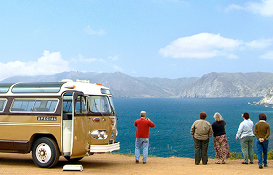 Skyline Drive Tour - Catalina Island